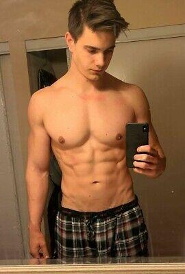Shirtless Male Muscular Beefcake Hunk Briefs Jock Fit Dude PHOTO 4X6 G274