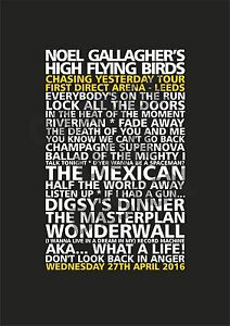 Noel-Gallagher-s-High-Flying-Birds-Leeds-Set-List-Poster-April-27th-Oasis