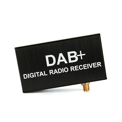 Extene DAB+ Digital Radio Receiver Box Broadcasting Für Android DVD Auto Player