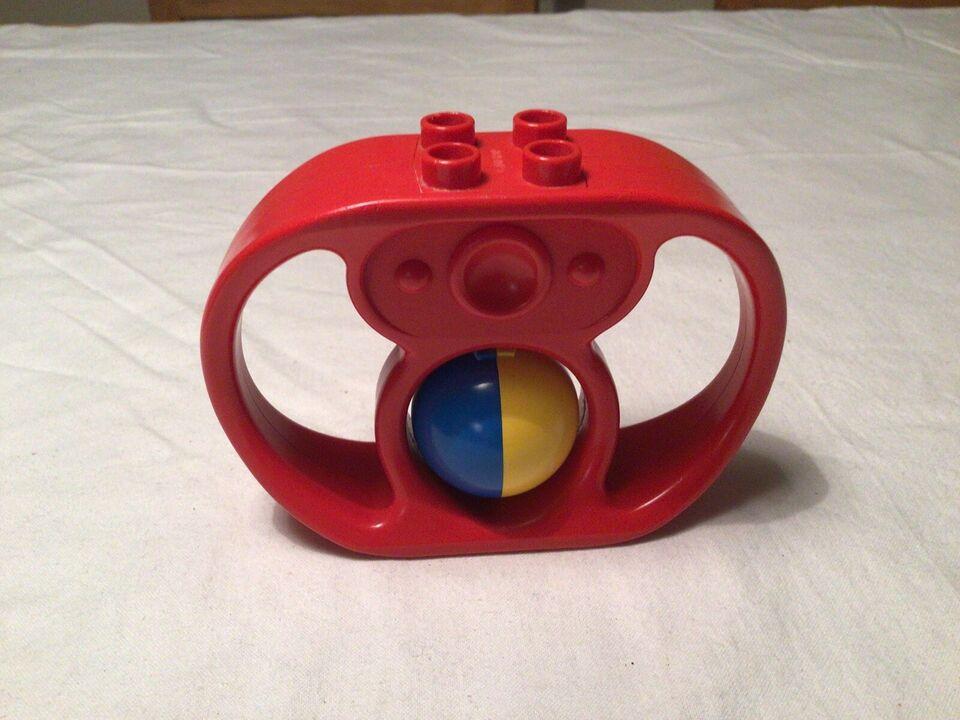 Lego Duplo, Gammel rangle med and