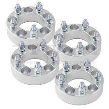 """(4) 1.5"""" Jeep Wrangler Wheel Spacers 5x114.3 5x4.5 TJ, YJ, XJ, KJ, KK, ZJ, MJ"""