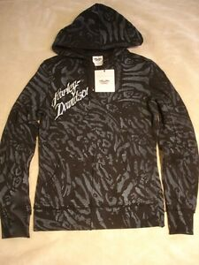 Harley Davidson Women's SCROLLWORK ACTIVEWEAR JACKET Small New