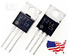 1pairs OR 2PCS  Transistor SANYO TO-220 2SB507//2SD313 B507//D313