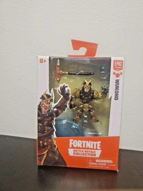 Fortnite Battle Royale Collection (Wukong) 4 pcs MINI action figure