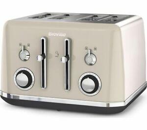 BREVILLE-Mostra-VTT930-4-Slice-Toaster-Cream-Currys