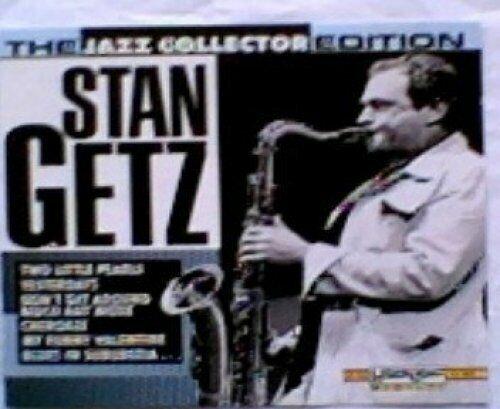 Stan Getz Same (9 tracks, #15761)  [CD]