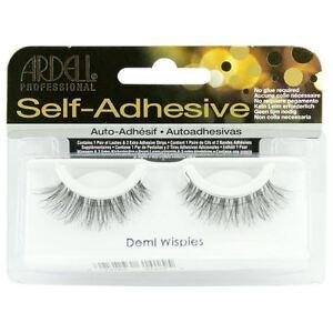 9545ef97e06 Ardell Self-Adhesive Lashes Stick On Glue Salon Look 110S 105S Demi ...