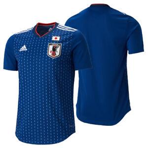 6aefcf25b Image is loading Adidas-Samurai-JAPAN-National-Team-Football-Jersey-Home-