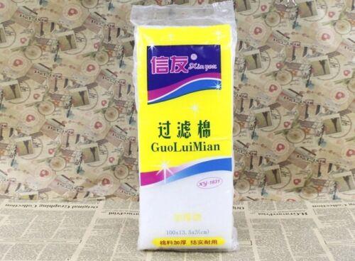 Xinyou 1831 filtro de algodón Pez Tanque Acuario Filtro de fibra de algodón bio-químico SP