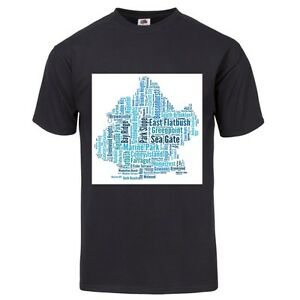 Brooklyn-NEW-YORK-NEIGHBORHOODS-T-Shirt