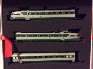 Treno ETR 300 settebello ACME 70020 scala h0 2 locomotive +5 vagoni - Italia - Treno ETR 300 settebello ACME 70020 scala h0 2 locomotive +5 vagoni - Italia