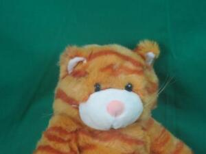 Striped Cat Stuffed Animal