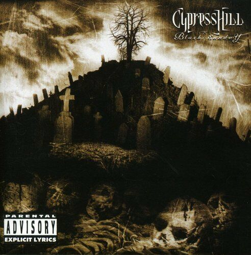 1 of 1 - Cypress Hill - Black Sunday [New CD] Explicit