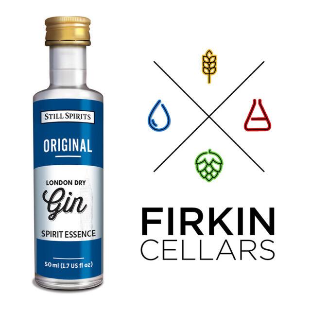 Still Spirits Original London Dry Gin Home Distilling Spirit Flavour Essence