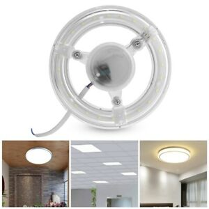 12W-Round-LED-Panel-Light-Ceiling-Recessed-Lighting-Downlight-Lamp-Replacement