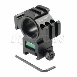 25.4mm//30mm Scope Mount /&Spirit Bubble Level Spirt 20mm//11mm Picatiny Rail Hunt