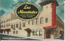 ag Tampa, FL: Las Novedades Spanish Restaurant