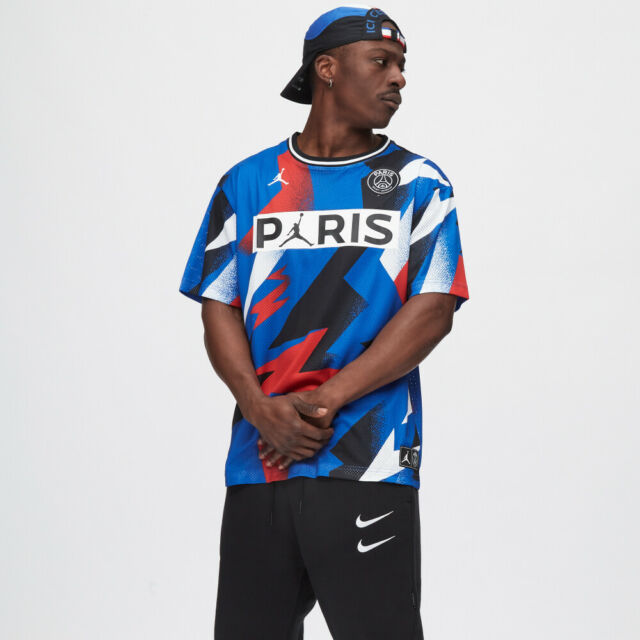 PSG Nike Air Jordan Men's Jersey Mesh