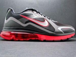 95 97 Sneaker 5 2011 rojo Us Neu Gr 90 Air 7 Max Nz Negro 5 R4 Alpha Nike 40 SqO6O4