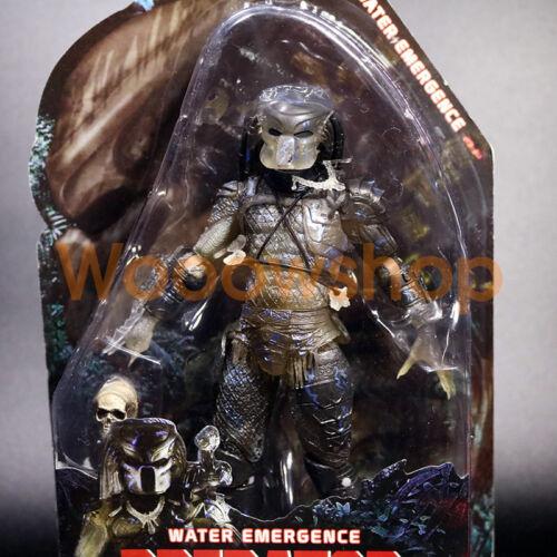 "NECA Water Emergence Predator 7/"" Action Figure Predators Collection Series 9 New"