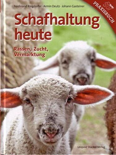 Ringdorfer Schafe-Handbuch//Buch Schafhaltung heute  Rassen Zucht Vermarktung