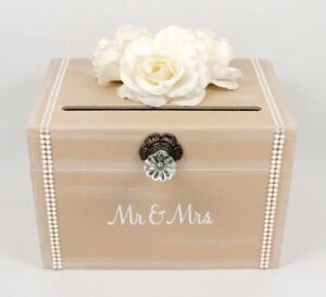 Wedding Card Holder.Details About Money Box For Wedding Vintage Wedding Card Box Vintage Card Holder Pearl Card