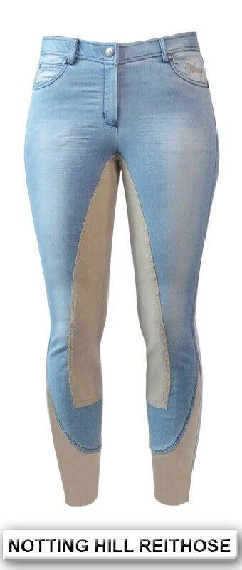 Esperado Jeans Donna Pantaloni Montala Notting Hill guarnizione in pieno strechmaterial flessibile BU