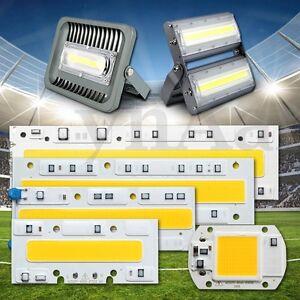 20W-30W-50W-70W-100W-High-Power-Flood-Light-COB-LED-Chip-Bulb-Bead-Warm-White
