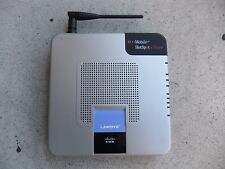 Linksys  Wireless G Router WRTU54G-TM T-Mobile Hotspot @ home