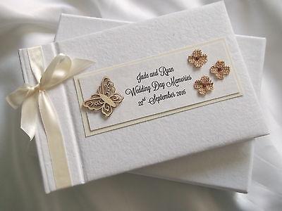 Personalised Wedding/Honeymoon/Anniversary Photo Album - Gift