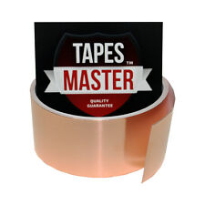Copper Foil Tape 15 X 10ft Emi Conductive Adhesive Ship From Usa
