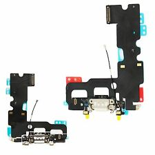 Replacement White Dock Connector Charging Port & Mic Flex For iPhone 7 4.7""