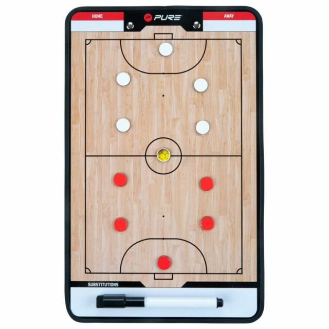 pure2improve double sided coach tactics game board futsal 35x22 cmpure2improve double sided coach tactics game board futsal 35x22 cm p2i100650