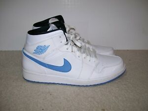 new concept 87162 98a03 Image is loading SZ-12-Nike-Air-Jordan-1-I-Mid-