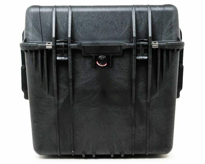 Peli 0350 cube case,wheels,Retractable handle,Double wide handles,waterproof