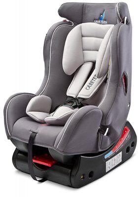 Caretero Scope Graphite Autositz Kindersitz Gruppe 0//I//II// 0-25 kg