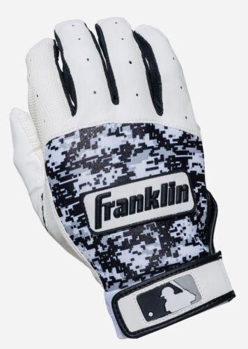 Franklin digitek Gants de batteur Neuf avec étiquettes YOUTH taille L de qualité supérieure en cuir Baseball