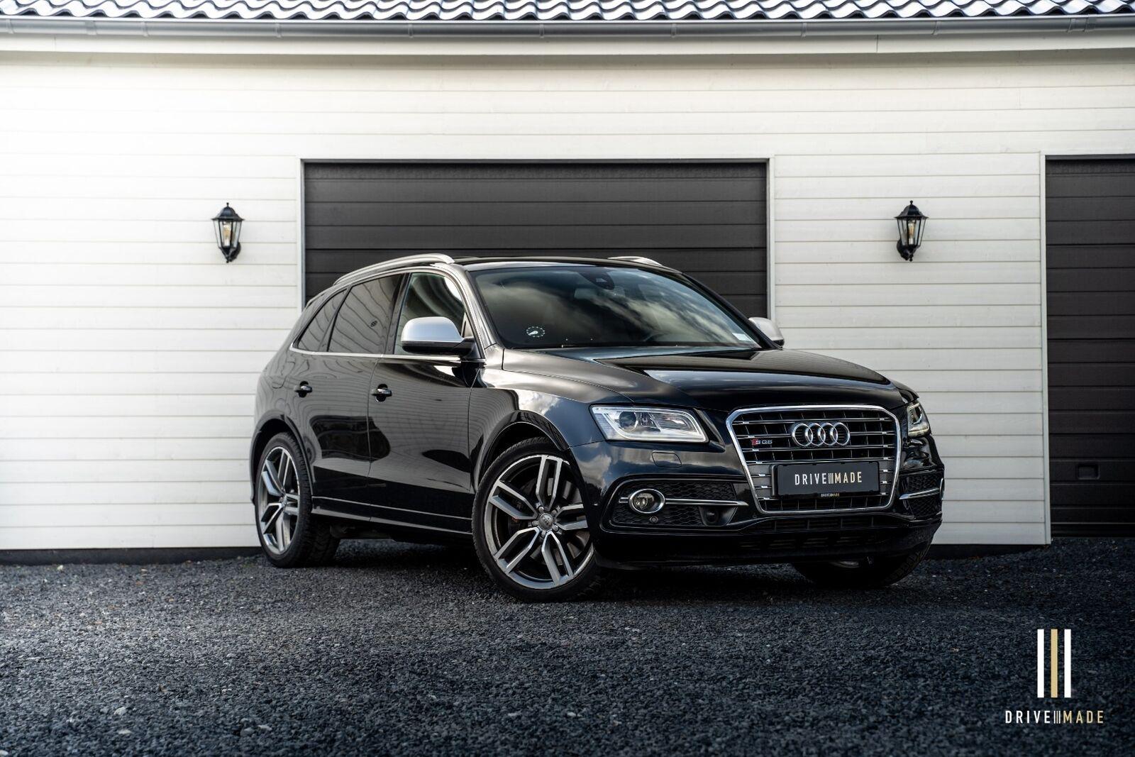 Audi SQ5 3,0 TDi 313 quattro Tiptr. 5d - 2.636 kr.