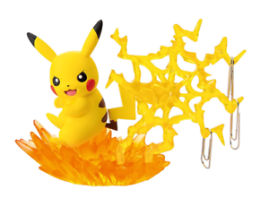 Pokemon Useful figures at the desk Part 3 Pikachu from Japan import Re-Ment