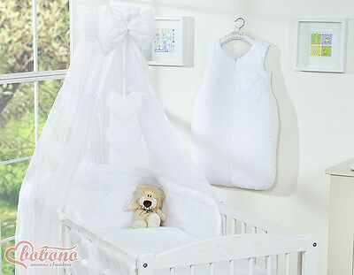 NEW CANOPY NET / DRAPE 270/155cm + HOLDER / MOSQUITO NET ROD FIT COT / COT BED