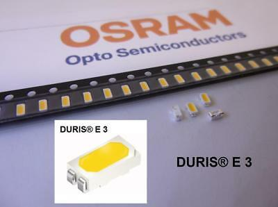 10 pieces OSRAM Golden Dragon ® OVALE PLUS LED 6500k COOL WHITE LUW w5pm