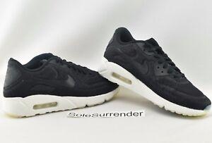 New Size 6 Nike Air Max 90 Ultra 2.0 Br Black White Air