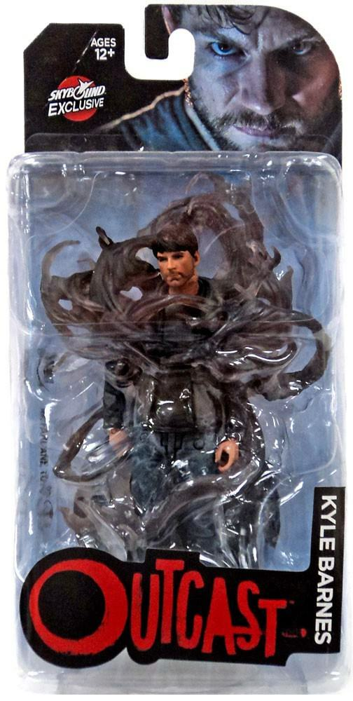 McFarlane Toys Outcast TV Series Kyle Barnes Exclusive Action Figure [Regular]