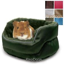Super Pet Plush Cuddle-E-Cup Ferret Pet Rat Guinea Pig Chinchilla Sleeper Bed