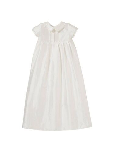 Cream 9-12 Mths Brand New RRP55£ ,John Lewis Unisex Long Christening Gown