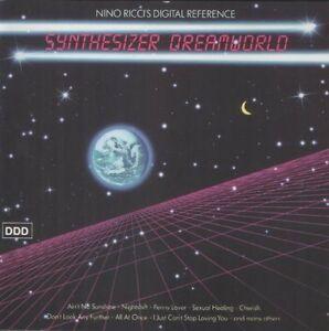 Nino-Ricci-039-s-Digital-reference-Synthesizer-dreamworld-1990-CD