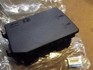 legeres genuine mazda MX-5 mk3 nc MX5 2005-15 Batterie haut couvercle en plastique
