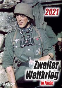 Zweiter-Weltkrieg-Kalender-in-Farbe-2021-14-Farbige-Kalenderblaetter