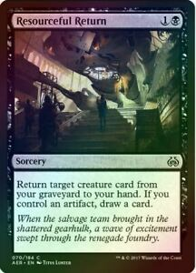 Magic the Gathering MTG Aether Revolt 1x New Foil Release the Gremlins