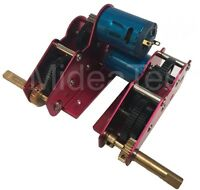 Ultimate Edition Ii Steel Metal Gearbox For Heng Long Tank H+l 59cm Long Axis